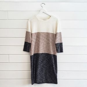 DownEast Collection   knit sweater dress